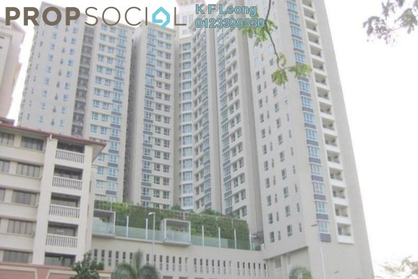 For Rent Condominium at Casa Tropicana, Tropicana Leasehold Semi Furnished 4R/2B 2.3k