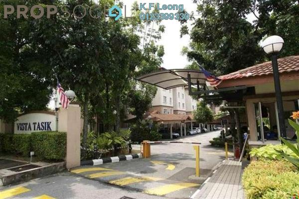 For Rent Condominium at Vista Tasik, Bandar Sri Permaisuri Freehold Fully Furnished 3R/2B 2k