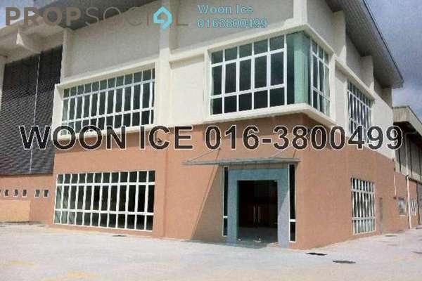 For Rent Factory at Taman Bukit Serdang, Seri Kembangan Freehold Unfurnished 0R/0B 24k