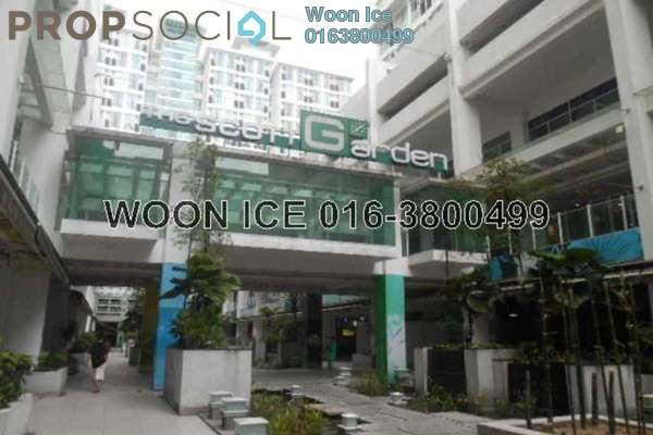 For Rent Shop at The Scott Garden, Old Klang Road Freehold Unfurnished 0R/0B 3.5k
