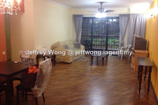 For Sale Condominium at Mont Kiara Sophia, Mont Kiara Freehold Semi Furnished 3R/2B 850.0千