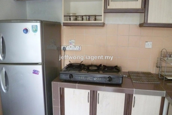 For Rent Condominium at Pantai Hillpark 5, Pantai Leasehold Fully Furnished 3R/2B 2k