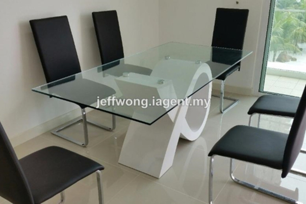 For Rent Condominium at Le Yuan Residence, Kuchai Lama Freehold Fully Furnished 4R/2B 2.8k