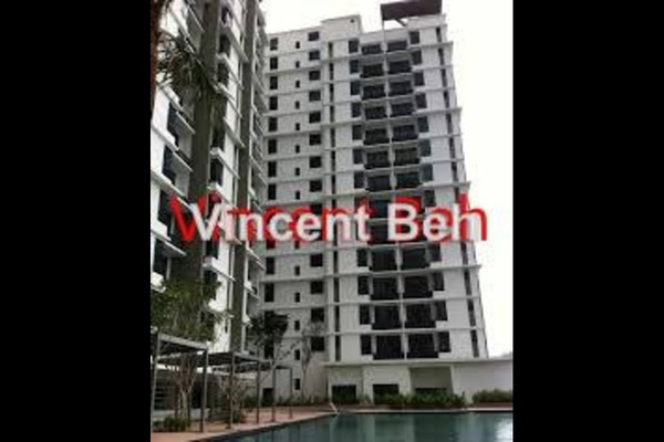 For Rent Apartment at Amaya Maluri, Cheras Leasehold Semi Furnished 2R/2B 1.7k