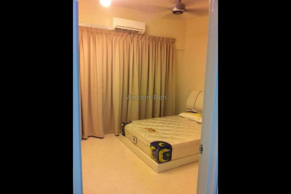 For Rent Apartment at Setia Walk, Pusat Bandar Puchong Freehold Semi Furnished 1R/1B 1.5k