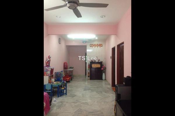 For Sale Terrace at Taman Meru, Klang Freehold Semi Furnished 3R/2B 460k