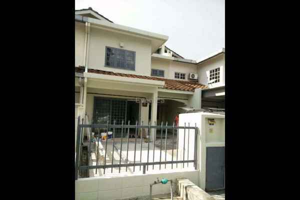 For Sale Terrace at Section 27, Shah Alam Freehold Semi Furnished 4R/3B 518k