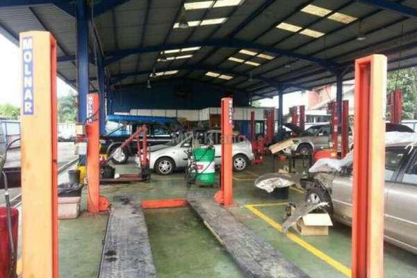 For Sale Factory at Taman Sungai Kapar Indah, Kapar Freehold Unfurnished 0R/1B 5.5m