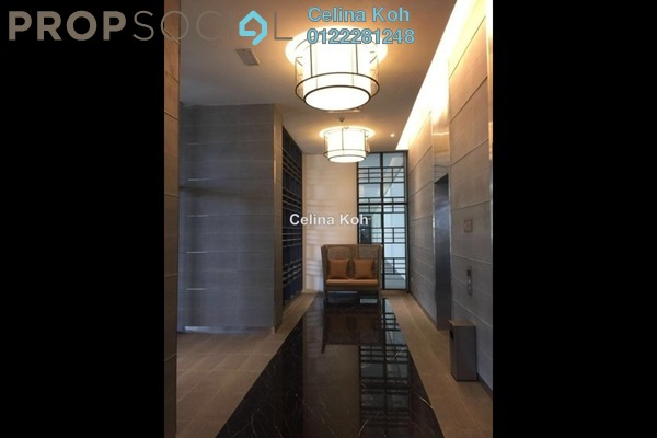 For Sale Condominium at Verdana, Dutamas Freehold Semi Furnished 4R/4B 1.23m