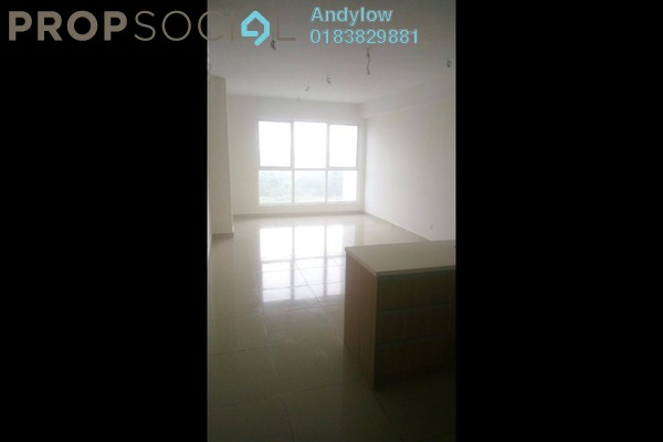 For Rent Serviced Residence at Pacific Place, Ara Damansara Leasehold Semi Furnished 0R/1B 1.2k