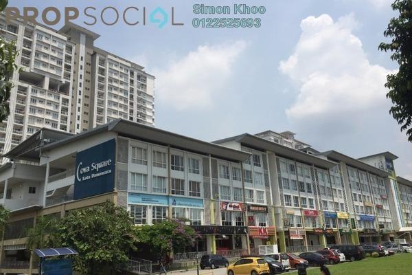 For Sale SoHo/Studio at Cova Square, Kota Damansara Leasehold Fully Furnished 0R/1B 380k
