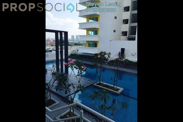 For Rent Condominium at Bayu Sentul, Sentul Leasehold Semi Furnished 3R/2B 1.6k