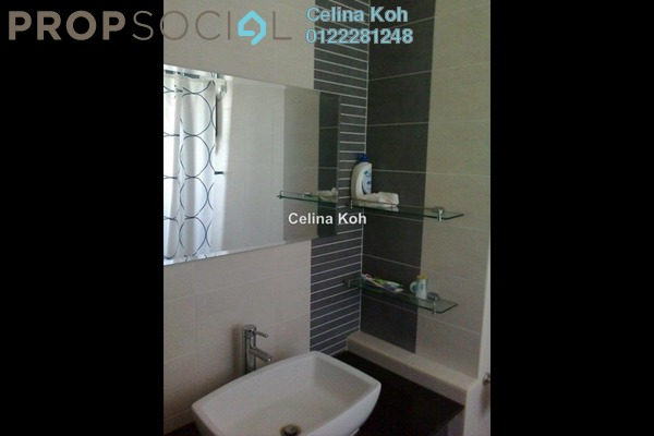 For Rent Condominium at Rosvilla, Segambut Freehold Semi Furnished 3R/2B 2.2k