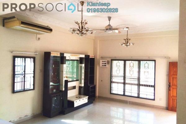 For Sale Semi-Detached at Ascara Residence, Bandar Sungai Long Freehold Semi Furnished 5R/5B 1.2m