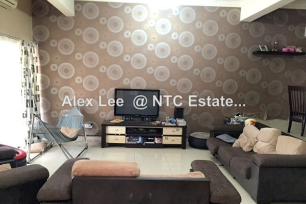For Sale Terrace at Taman Bukit Cheras, Cheras Freehold Unfurnished 4R/3B 950k
