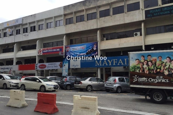 For Rent Shop at Damansara Uptown, Damansara Utama Freehold Unfurnished 0R/0B 7.5k
