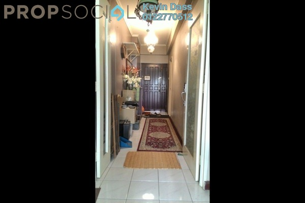 For Rent Condominium at Ehsan Ria, Petaling Jaya Leasehold Fully Furnished 4R/4B 3.3k