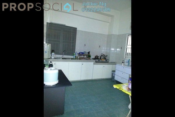 For Sale Townhouse at Taman Lagenda Mas, Cheras South Freehold Semi Furnished 3R/2B 448k