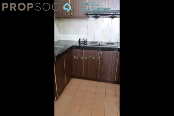 For Rent Condominium at Puteri Palma 1 @ IOI Resort City, Putrajaya Freehold Semi Furnished 3R/2B 2.9k