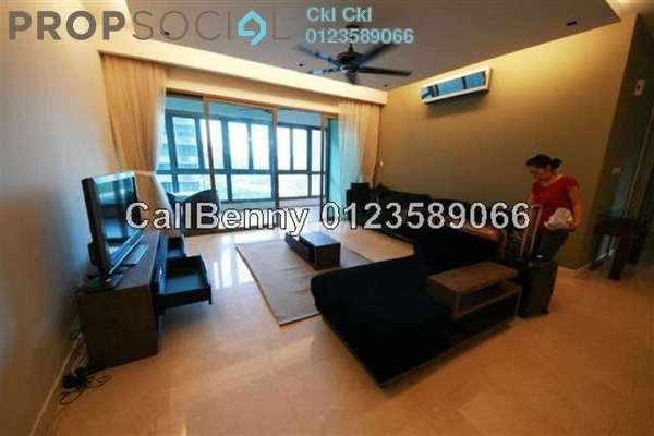 For Rent Condominium at Seni, Mont Kiara Freehold Fully Furnished 3R/4B 8k