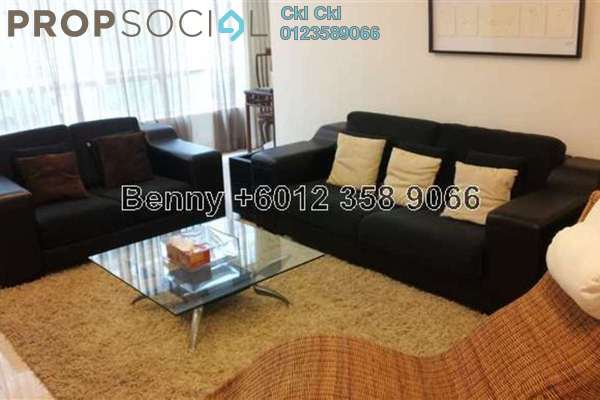 For Rent Condominium at Northpoint, Mid Valley City Leasehold Fully Furnished 3R/2B 5.5k