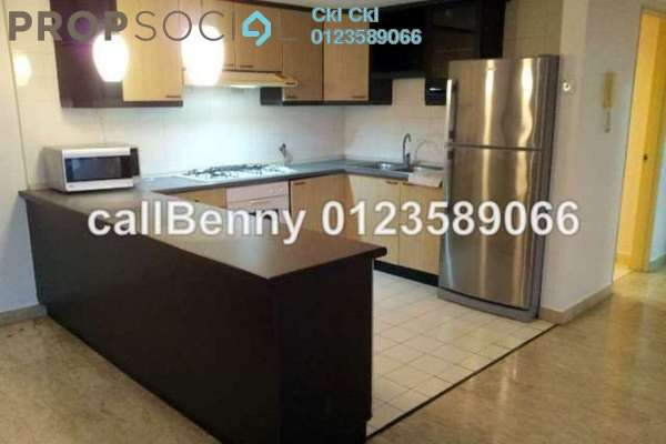 For Rent Condominium at Seri Raja Chulan, Bukit Ceylon Freehold Fully Furnished 3R/2B 3.9千