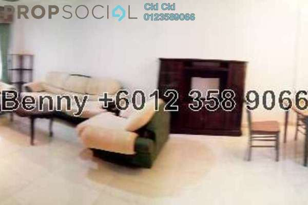 For Rent Condominium at D'Mayang, KLCC Freehold Fully Furnished 2R/2B 3.8k