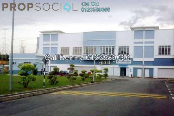 For Rent Factory at Taming Jaya Industrial Park, Balakong Freehold Unfurnished 0R/0B 12.7k