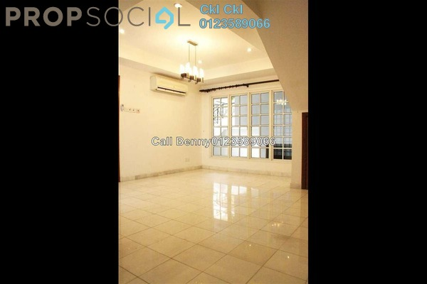 For Rent Townhouse at Albakri Court, Ampang Hilir Freehold Semi Furnished 4R/5B 8.5k