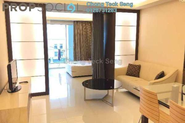 For Sale Serviced Residence at Plaza Damas 3, Sri Hartamas Freehold Fully Furnished 0R/1B 530k