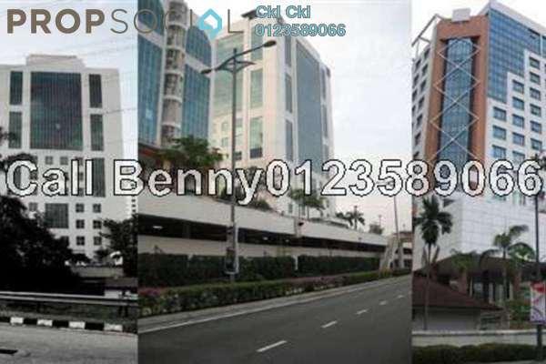 For Rent Office at Kelana Brem Tower, Kelana Jaya Freehold Semi Furnished 0R/0B 24k