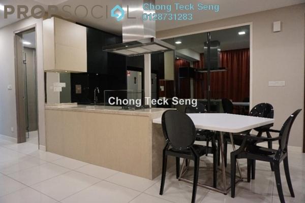 For Rent Serviced Residence at Uptown Residences, Damansara Utama Freehold Fully Furnished 1R/2B 3.5k