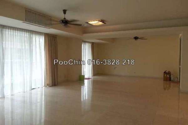 For Rent Condominium at Hampshire Residences, KLCC Freehold Semi Furnished 3R/4B 4.5k