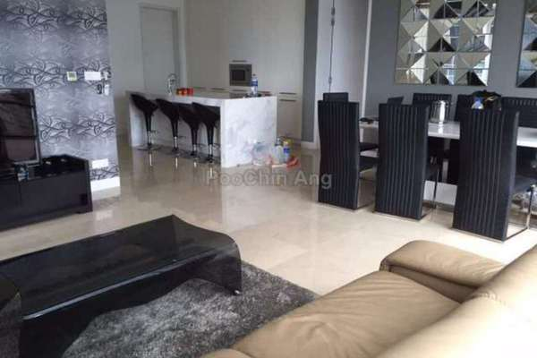 For Rent Condominium at Pavilion Residences, Bukit Bintang Leasehold Fully Furnished 3R/4B 12k