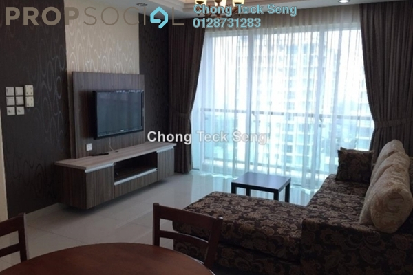 For Rent Serviced Residence at Solaris Dutamas, Dutamas Freehold Fully Furnished 1R/1B 4.5k
