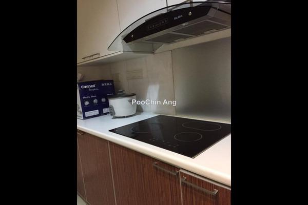 For Rent Condominium at Menara Avenue, KLCC Freehold Fully Furnished 2R/1B 3k