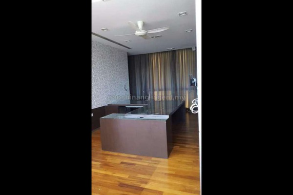 For Rent Duplex at Suria Stonor, KLCC Freehold Semi Furnished 5R/7B 17k