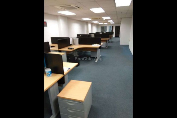 For Rent Office at Megan Avenue 1, KLCC Freehold Fully Furnished 0R/1B 6k