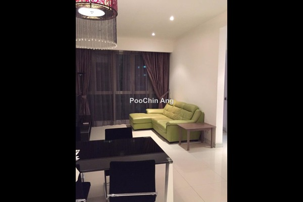 For Rent Serviced Residence at Marc Service Residence, KLCC Freehold Fully Furnished 2R/2B 4.8k