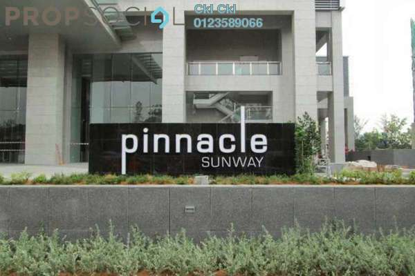 For Rent Office at Pinnacle, Petaling Jaya Leasehold Fully Furnished 0R/0B 22k