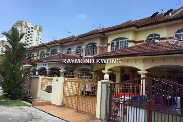 For Sale Terrace at BP3, Bandar Bukit Puchong Freehold Unfurnished 4R/3B 618k