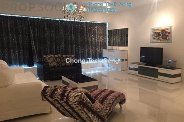 For Rent Serviced Residence at Gateway Kiaramas, Mont Kiara Freehold Fully Furnished 2R/3B 2.5k
