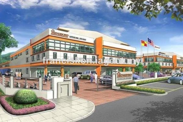 For Sale Factory at Section 51, Petaling Jaya Leasehold Unfurnished 0R/1B 8.04Juta