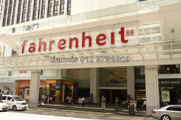 For Sale Office at KL Plaza Suites, Bukit Bintang Freehold Unfurnished 0R/1B 16.4m