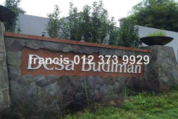 For Sale Semi-Detached at Desa Budiman, Bandar Sungai Long Freehold Unfurnished 6R/6B 3.6m