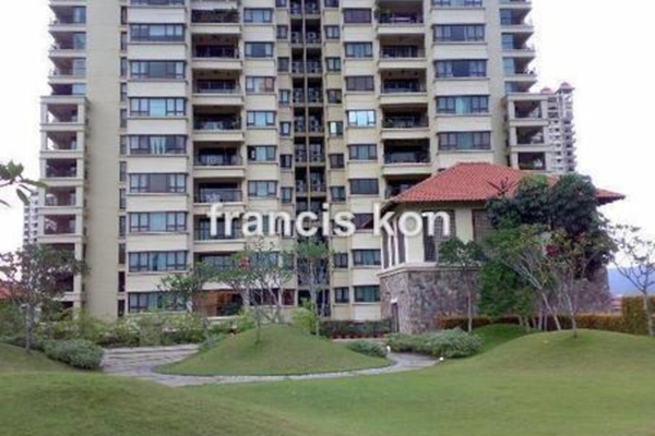 For Rent Condominium at Mont Kiara Damai, Mont Kiara Freehold Fully Furnished 4R/4B 7k