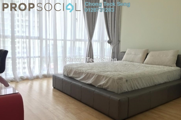 For Rent Serviced Residence at Solaris Dutamas, Dutamas Freehold Fully Furnished 1R/1B 3.2k