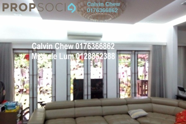 For Sale Semi-Detached at Damai Kasih, Alam Damai Leasehold Fully Furnished 5R/5B 2.35m