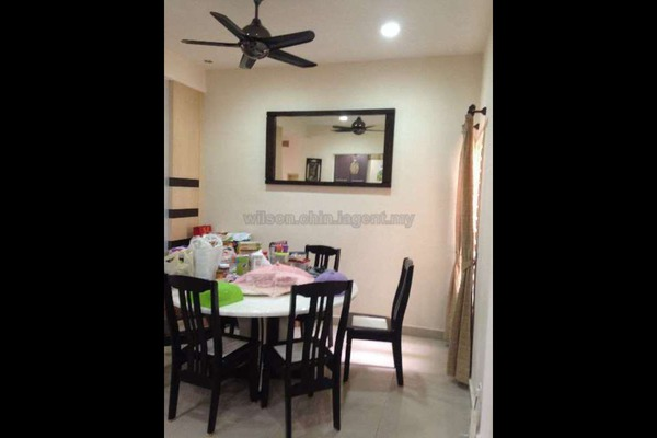 For Sale Terrace at BK6, Bandar Kinrara Freehold Semi Furnished 4R/3B 975k