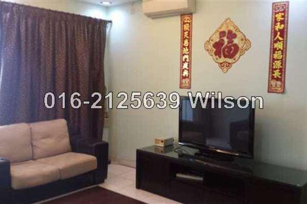 For Sale Condominium at Aseana Puteri, Bandar Puteri Puchong Freehold Fully Furnished 3R/2B 618k